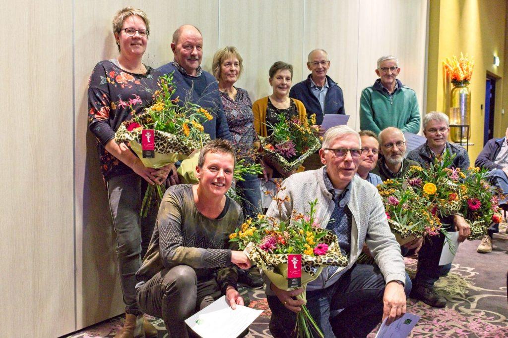 uitreiking Nardus Norm aan diverse uitvaartverenigingen in Friesland